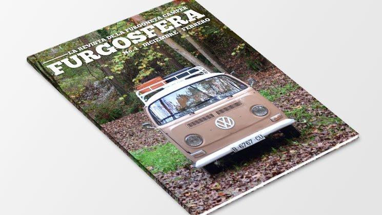 """Furgosfera, la primera revista en papel sobre el """"mundo camper"""" en España"""