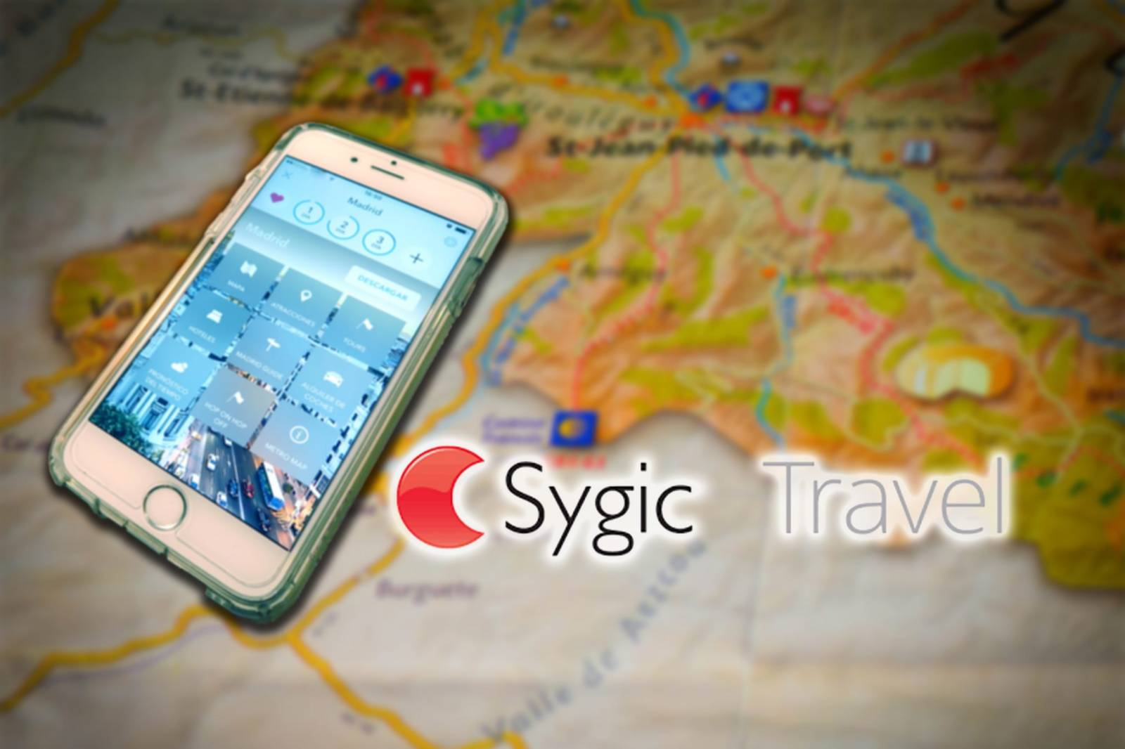 Sygic Travel parte 1 Tutorial web