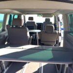 Presentación de nuestra Furgoneta camper Volkswagen T5 California Beach