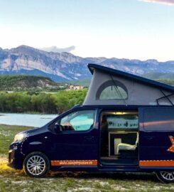 Peugeot Traveller 4 plazas – Camper Pasión